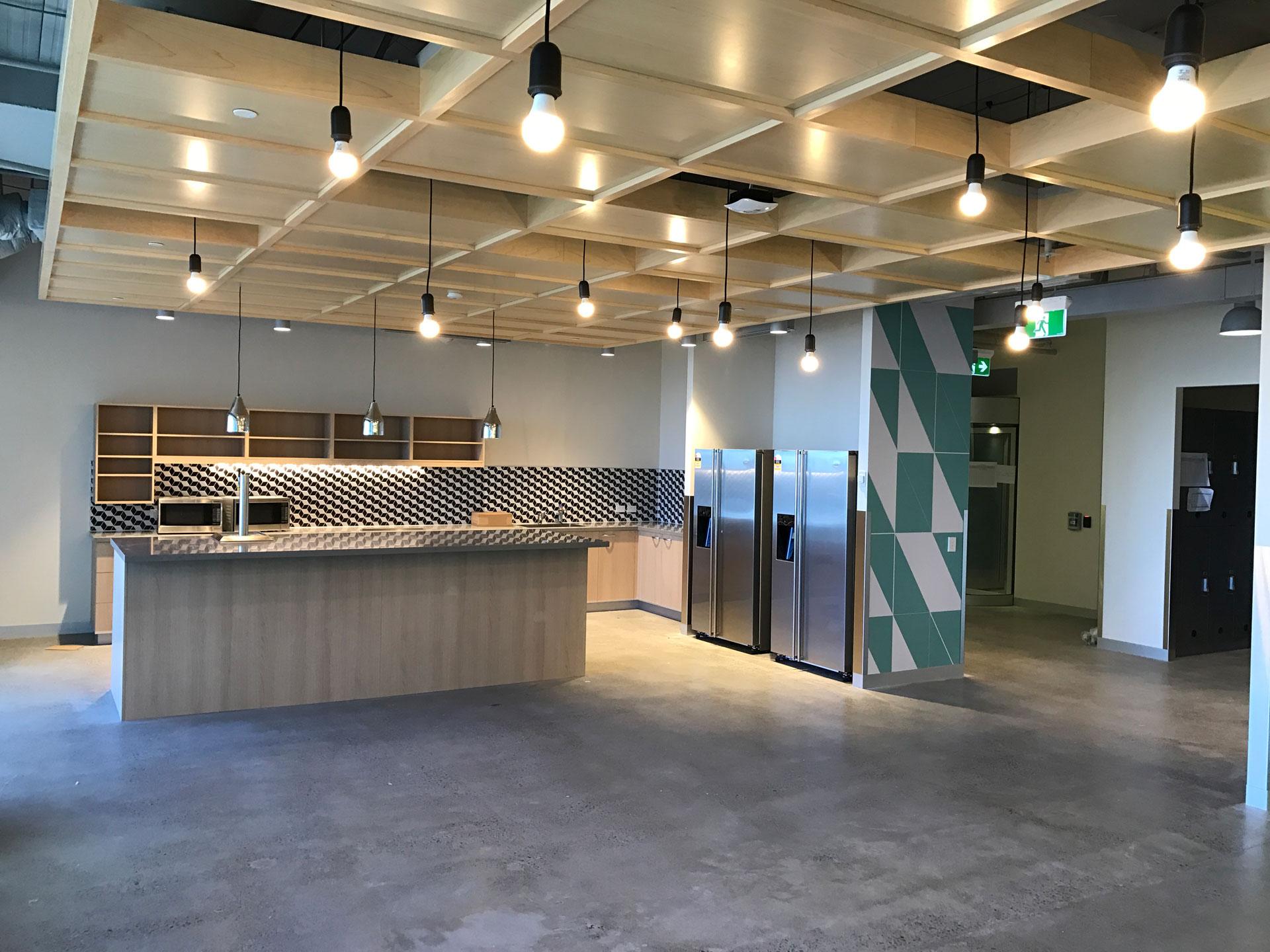 Amazon Sydney Office Somerville Electric