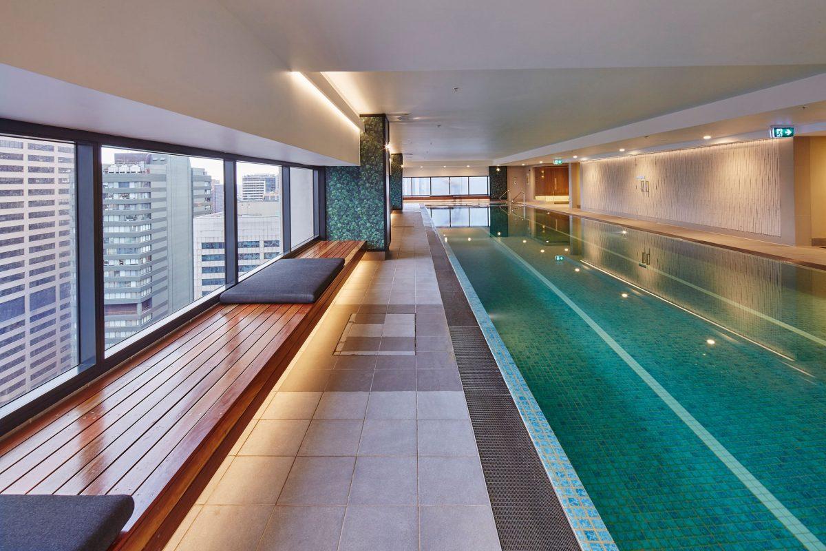 Worl Tower Pool