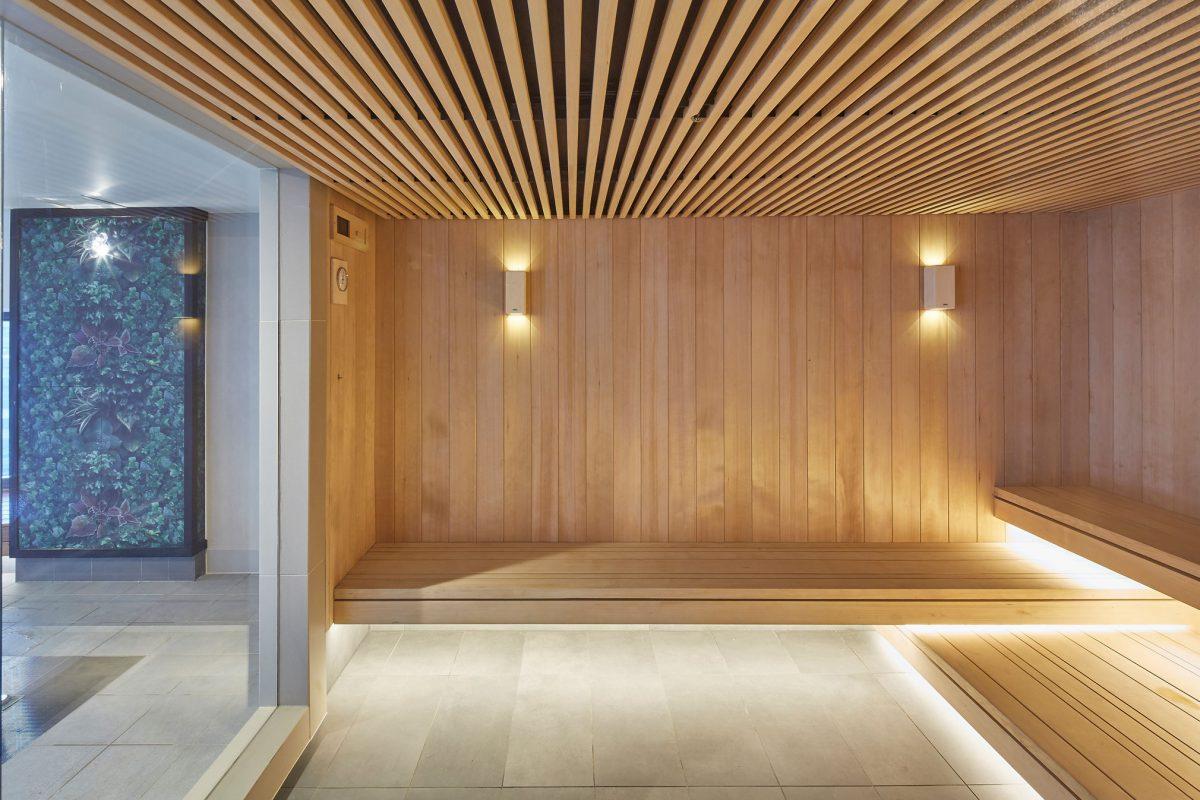 Worl Tower Sauna
